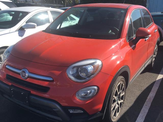 Pre-Owned 2016 FIAT 500X FWD 4dr Trekking Plus