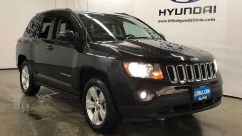 Pre-Owned 2016 Jeep Compass 4WD 4dr Sport
