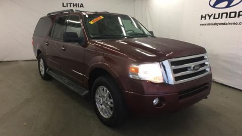 Pre-Owned 2012 Ford Expedition EL 4WD 4dr XLT