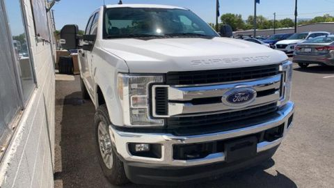 Pre-Owned 2019 Ford Super Duty F-250 SRW XLT 4WD Crew Cab 6.75' Box 4WD Crew Cab Pickup