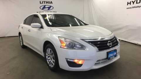 Pre-Owned 2014 Nissan Altima 4dr Sdn I4 2.5