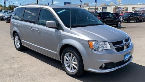 Pre-Owned 2018 Dodge Grand Caravan SXT Wagon Mini-van
