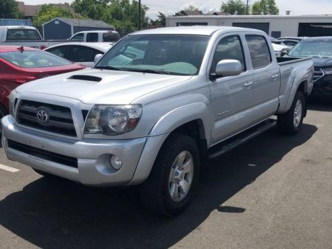 Pre-Owned 2010 Toyota Tacoma 4WD Double LB V6 AT 4WD