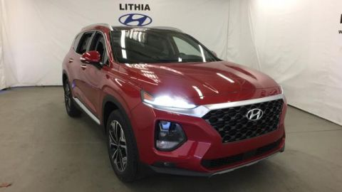 New 2019 Hyundai Santa Fe Ultimate 2.0T Auto AWD