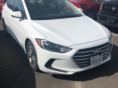 Certified Pre-Owned 2018 Hyundai Elantra SEL 2.0L Auto