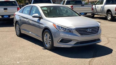 Certified Pre-Owned 2017 Hyundai Sonata SE 2.4L FWD 4dr Car