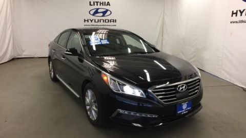 Certified Pre-Owned 2015 Hyundai Sonata 4dr Sdn 2.4L Limited FWD 4dr Car