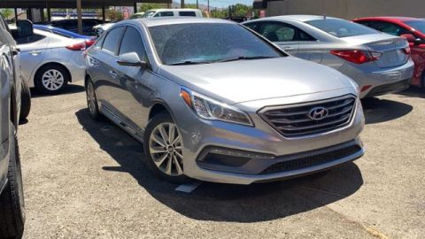 Certified Pre-Owned 2016 Hyundai Sonata 4dr Sdn 2.4L Sport FWD 4dr Car