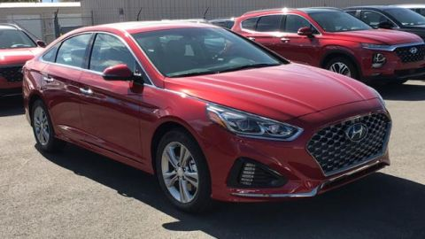 New 2019 Hyundai Sonata Limited 2.4L