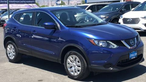 Pre-Owned 2019 Nissan Rogue Sport AWD S AWD Sport Utility