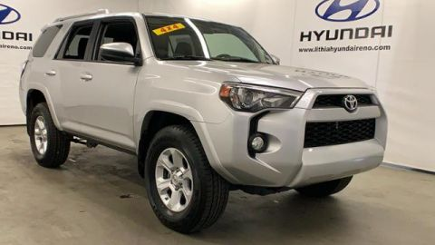 Pre-Owned 2018 Toyota 4Runner SR5 4WD 4WD