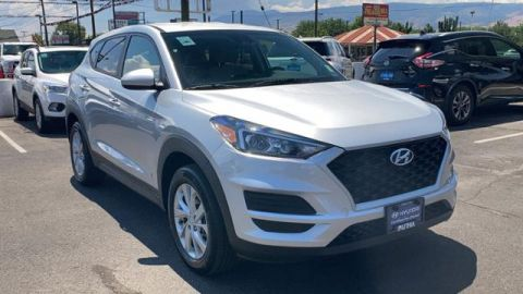 Certified Pre-Owned 2019 Hyundai Tucson SE AWD AWD Sport Utility