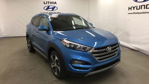 New 2018 Hyundai Tucson Limited AWD