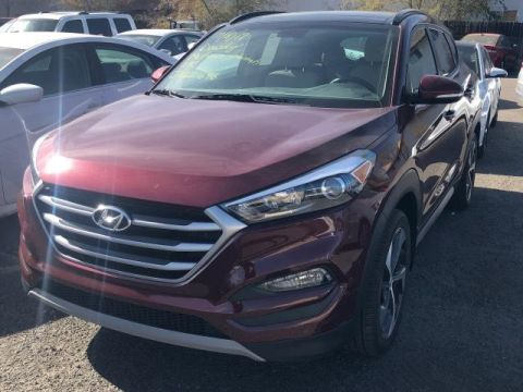 Certified Pre-Owned 2018 Hyundai Tucson Value AWD