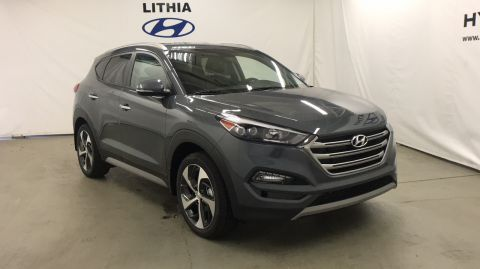 New 2018 Hyundai Tucson Limited