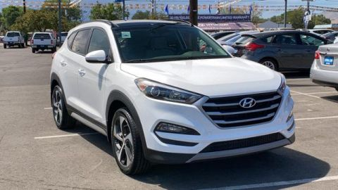 Pre-Owned 2018 Hyundai Tucson Value AWD AWD Sport Utility