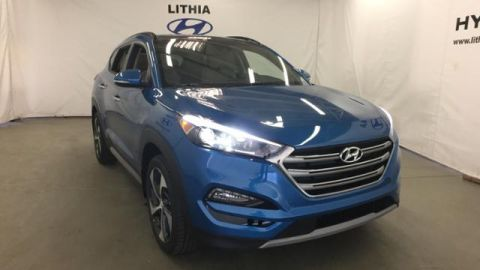 New 2018 Hyundai Tucson Limited AWD AWD