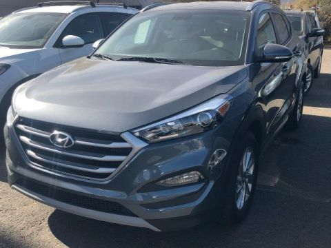 Certified Pre-Owned 2017 Hyundai Tucson Eco AWD