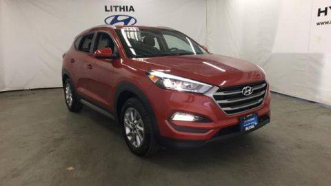 Certified Pre-Owned 2017 Hyundai Tucson SE AWD AWD