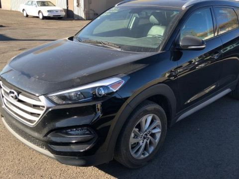 Certified Pre-Owned 2017 Hyundai Tucson SE Plus AWD