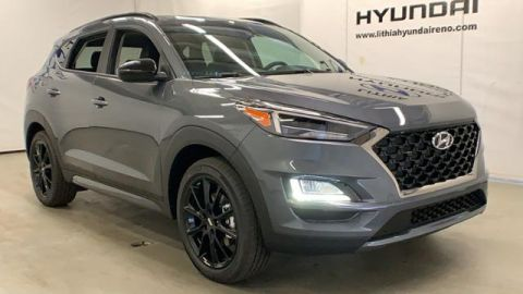 New 2019 Hyundai Tucson Night AWD