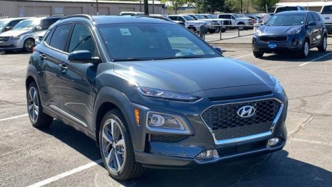 2021 Hyundai Kona Ultimate DCT AWD