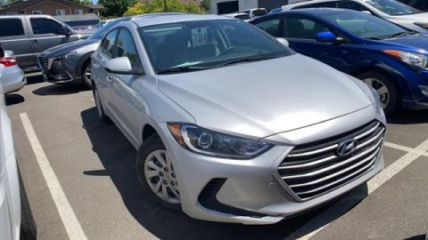2018 Hyundai Elantra SE 2.0L Manual