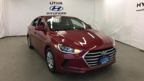 Certified Pre-Owned 2017 Hyundai Elantra SE 2.0L Auto *Ltd Avail*
