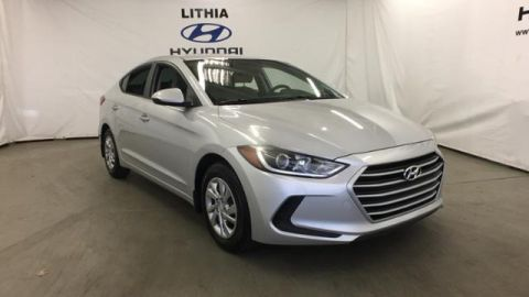 Certified Pre-Owned 2018 Hyundai Elantra SE 2.0L Manual