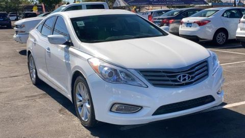 Pre-Owned 2014 Hyundai Azera 4dr Sdn Limited FWD 4dr Car