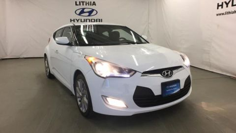 Certified Pre-Owned 2017 Hyundai Veloster Dual Clutch
