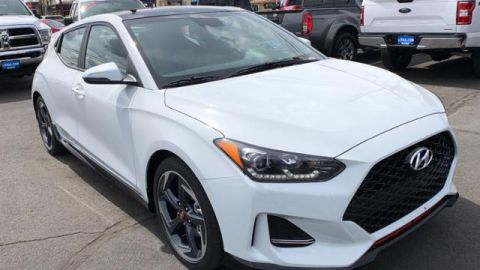 New 2020 Hyundai Veloster Turbo DCT FWD 3dr Car
