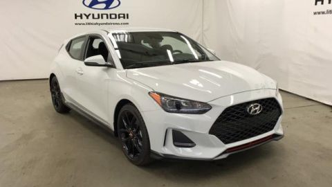 New 2019 Hyundai Veloster Turbo R-Spec Manual FWD 3dr Car