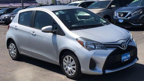 2017 Toyota Yaris 5-Door L Auto